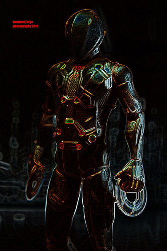 Team Tron Wallpaper Called Rinzler