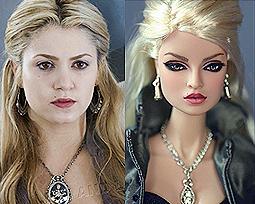 Rosalie Doll