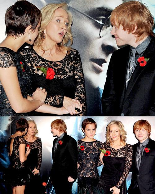 emma watson kissing rupert. Rupert Grint and Emma Watson
