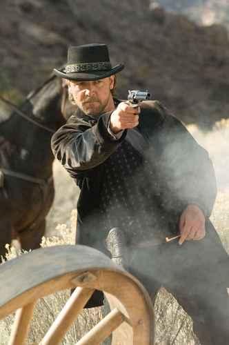Russell Crowe as Ben Wade