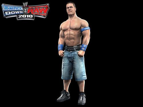SVR 2010 John Cena