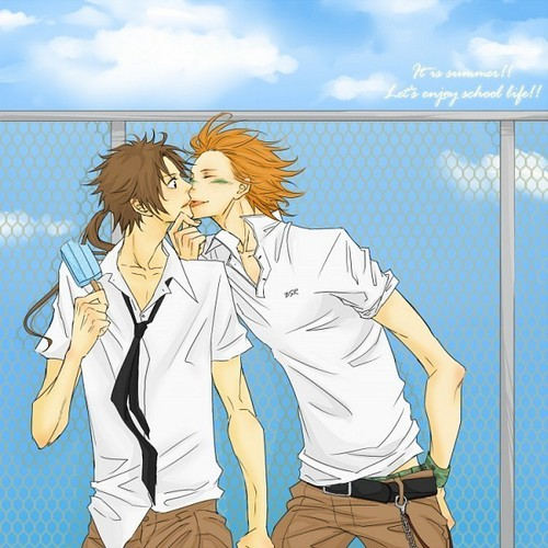 Sasuke and Sanada