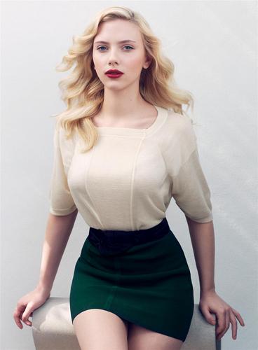 Scarlett | Vogue USA 2007.