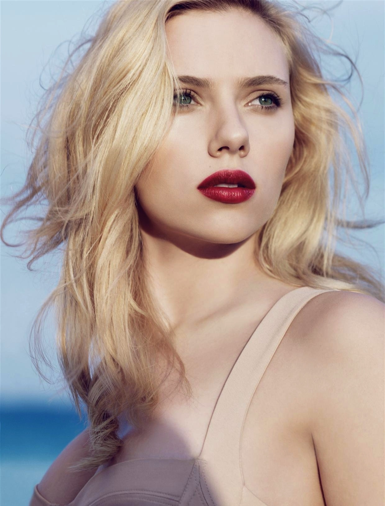 Scarlett | Vogue USA 2007.