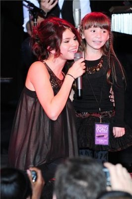 Selena at The Roxy!!!