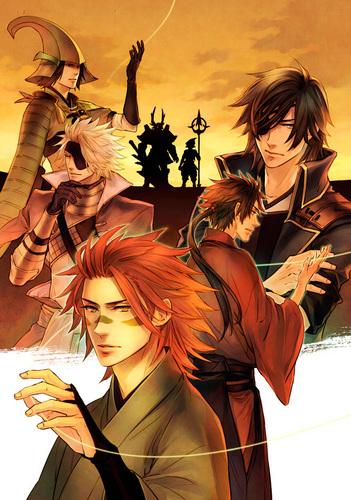 Sengoku Boys