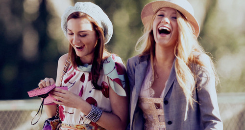 Serena & Blair - serena-van-der-woodsen Photo