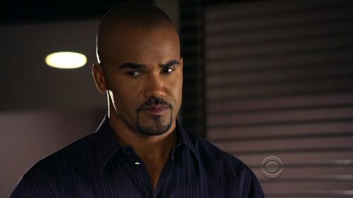 Shemar Moore wallpaper probably with a portrait called Shemar Moore/Derek Morgan