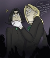 Snape - Short comic of Doom - comic - severus-snape photo