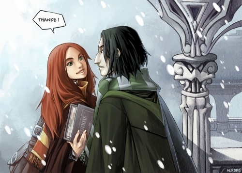 Snape loyalty