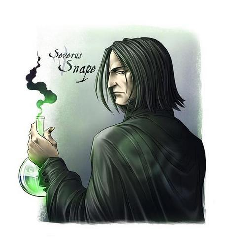 Snape loyalty