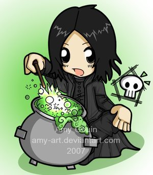 severus snape fondo de pantalla containing anime entitled Snape loyalty