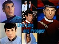 Spock - mr-spock wallpaper