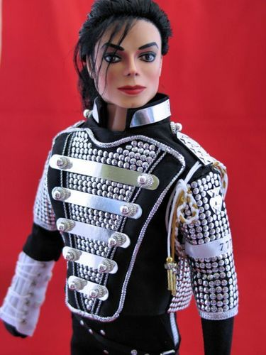Such an awesome MJ doll!!