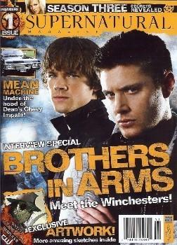 Supernatural Mag