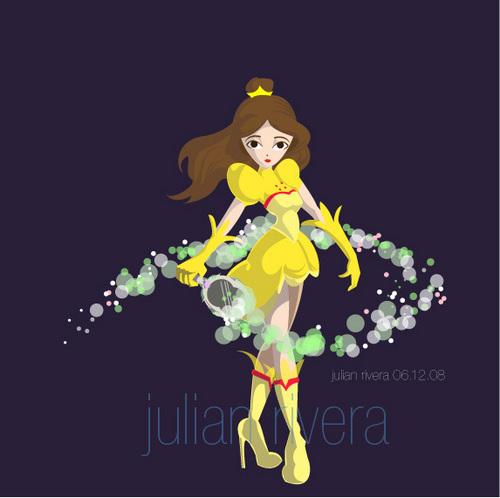 Superpowered Princessess