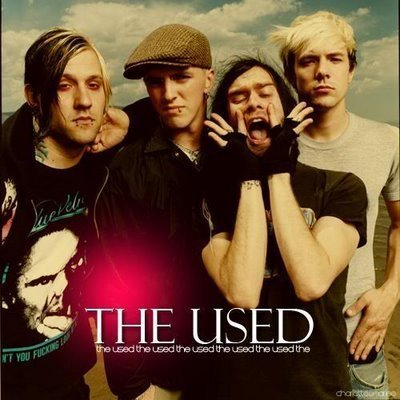 THE USED!