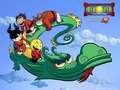 Xiaolin Showdown - xiaolin-showdown wallpaper