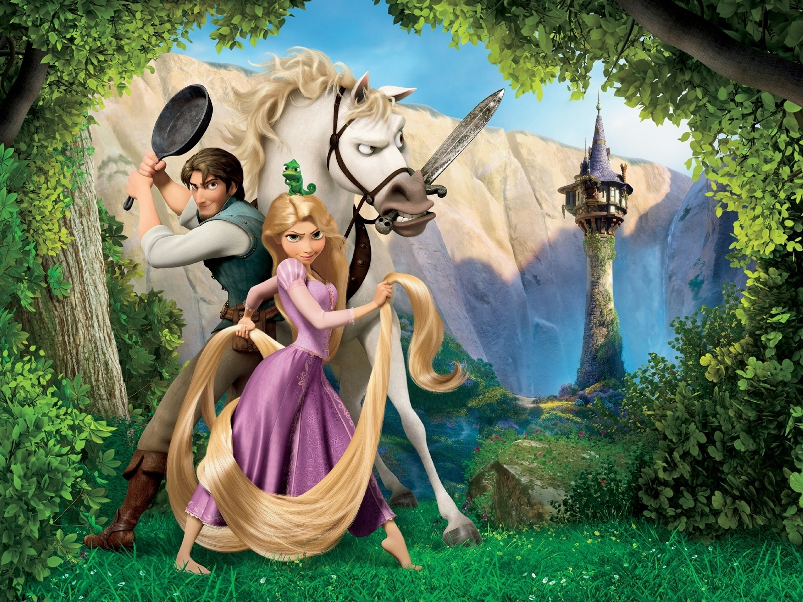 tangled   tangled wallpaper 18015049   fanpop