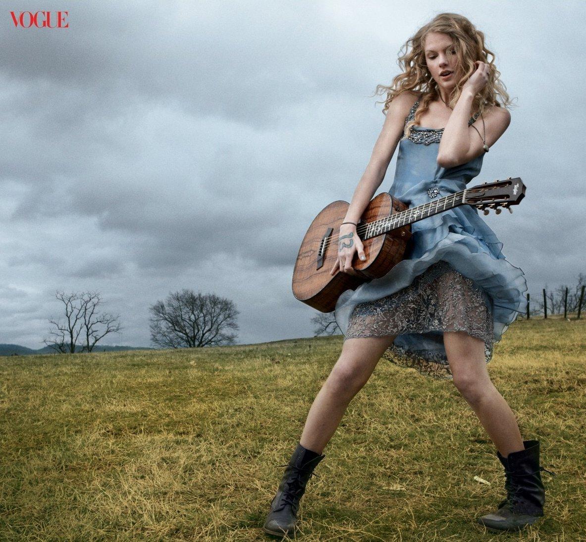 Taylor Swift - Photoshoot #105: Vogue (2010) - Anichu90 ...