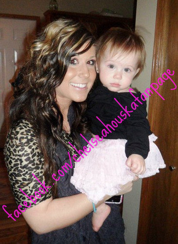 Teen Mom Chelsea (Aubree's Mom) - teen-mom-2 Photo