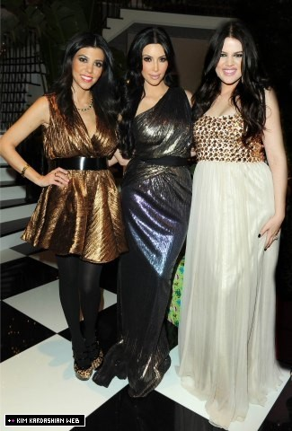 The Annual Kardashian-Jenner Christmas Eve Party 2010