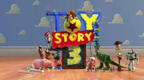 The Gang's Toy Story 3 Logo