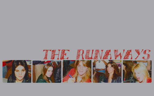 The Runaways @ Autograph Signing