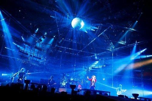 Tokyo Dome - live mga litrato