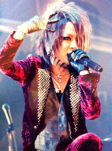 The Gazette achtergrond containing a concert titled Tokyo Dome - live foto's