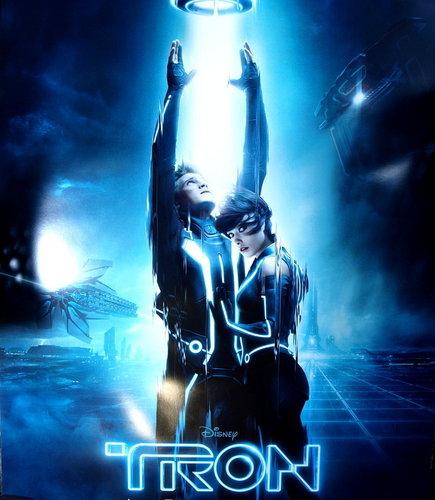 Tron Legacy Movie Poster
