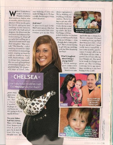 Us Magazing Interview With The Moms Of Teen Mom 2
