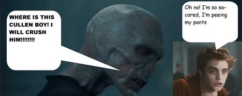 Voldemort vs. Cedric