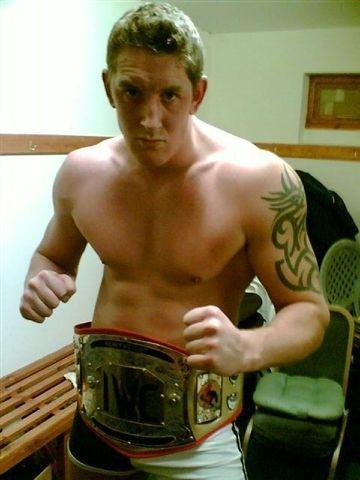 Wade - first titolo cintura