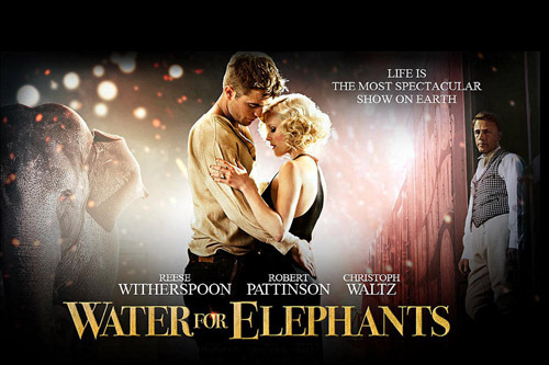 Water for Elephants.