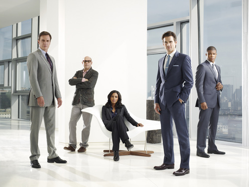 White Collar wallpaper with a business suit, a suit, and a well dressed person called White Collar Cast