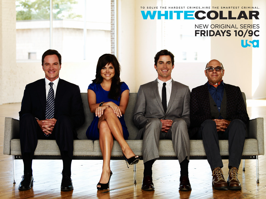 White Collar - White Collar Wallpaper (18063966) - Fanpop