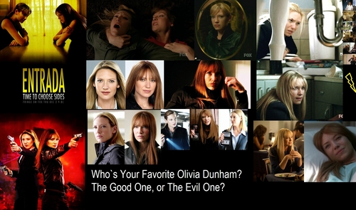 Who`s your favorite Olivia Dunham?
