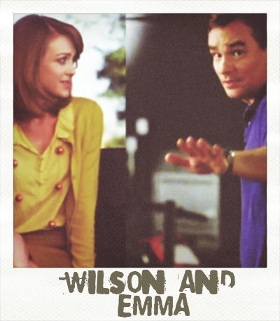 Wilson and Emma-au ship