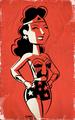 Wonder woman - wonder-woman fan art