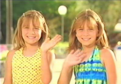 You're Invited To Mary-Kate And Ashley's Birthday Party
