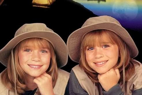 You're Invited To Mary-Kate And Ashley's Camp Out Party