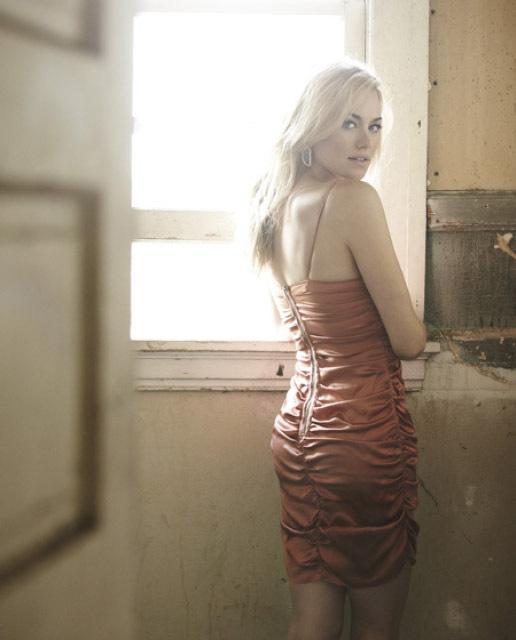 Yvonne Strahovski Photoshoot in Issue 17 of Pop Magazine
