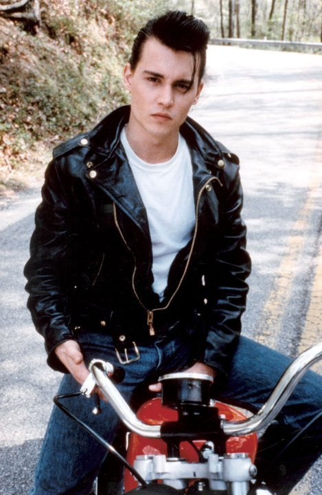 johnny depp cry baby pictures. cry baby