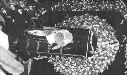 eva peron (evita) images eva peron funeral HD wallpaper and background photos