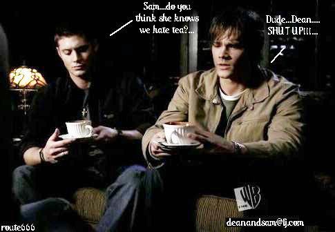 funny supernatural