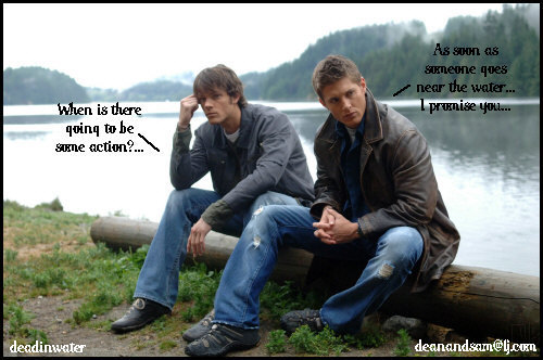 funny Supernatural