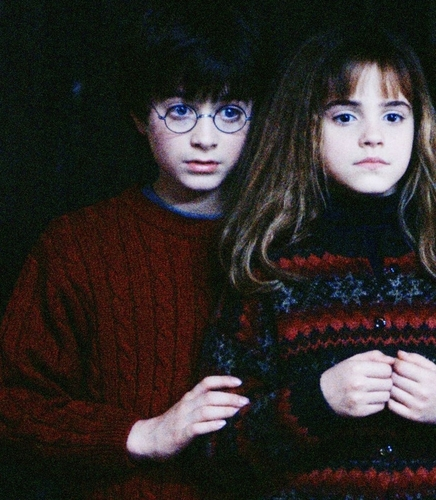 harry and hermione s2