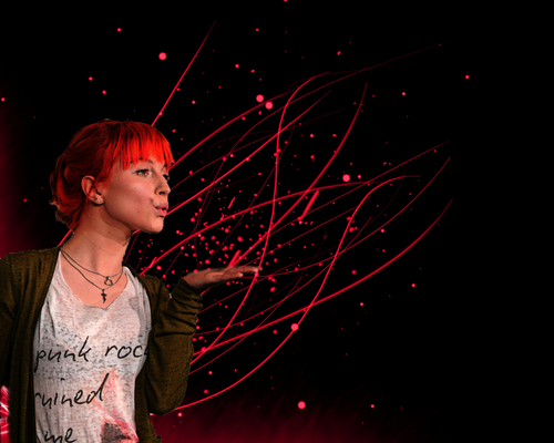 Paramore wallpaper entitled hayley willians