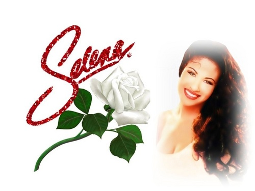 Selena Quintanilla-Pérez wallpaper probably with a bouquet titled hermosisima